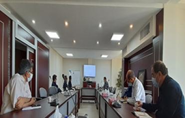 برگزاری جلسه کمیته راهبری توسعه مدیریت و بهبود فرایند ها