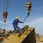 حمل ،جابجایی و انتقال مواد اولیه محصولات معدنی